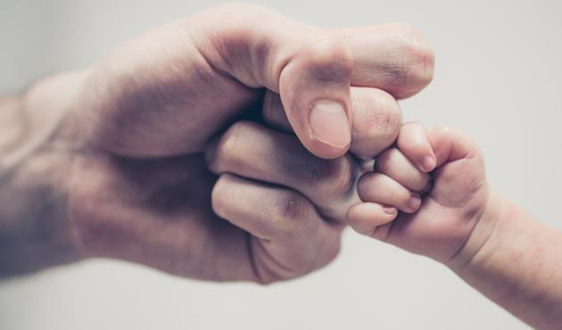 paternidad a tiempo parcial